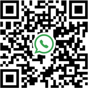 扫描打开WhatsApp对话